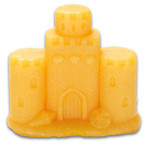 Novelty Sand Castle Soap 40-432
