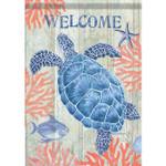 "Sea Turtles Garden Flag - 12.5"" x 18"" - 46931"