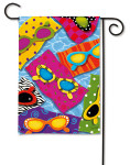 "Sunglasses Garden Flag ""Summer Fun"" 39459"