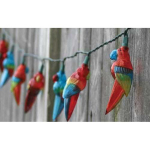 Parrot String Lights 8' Long Strand - 75074