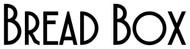 "BREAD BOX 9"" x 2"" V4 Vinyl Decal Sticker - Kitchen Breadbox Bread Bin"