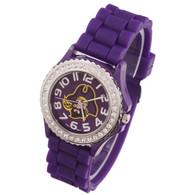 East-Carolina-ECU-Jelly-Watch