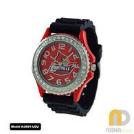 Louisville-Cardinals-Jelly-Watch