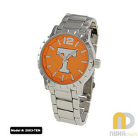 Tennessee-Volunteers-mens-metal-watch