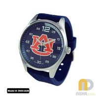 Auburn-Tigers-Mens-Jelly-Watch