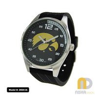 Iowa-Hawkeyes-Mens-Jelly-Watch