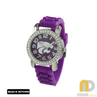 Kansas-State-Wildcats-Small-Jelly-Watch-for-Ladies