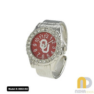 OU-Ladies-Metal-Cuff-Watch