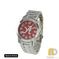 Alabama-Crimson-Tide-Small-Metal-Watch