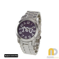 TCU-Horned-Frogs-Small-Metal-Watch