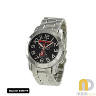 Texas-Tech-Red-Raiders-Small-Metal-Watch
