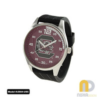 South-Carolina-Gamecocks-Mens-Jelly-Watch