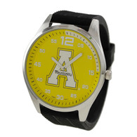 Appalachian-State-Mountaineers-Mens-Jelly-Watch