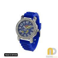 Kansas-Jayhawks-Jelly-Watch-Small-Size-Ladies