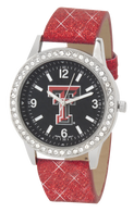 Texas-Tech-Glitter-Watch
