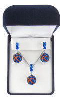 Royal-Blue-and-Orange-Basketball-Charm-Set