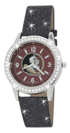 Florida State Seminoles Glitter Watch