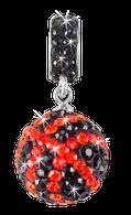 Black-and-orange-crystal-basketball-pendant