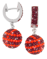 maroon-and-orange-crystal-basketball-earrings