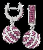 Purple-and-white-basketball-earrings-from-Nisha-Design