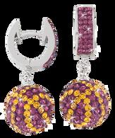 Northern-Iowa-basketball-earrings-crystal-purple-and-gold