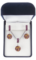 Purple-and-gold-crystal-basketball-jewelry-set-Nisha-Design