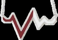 Red-and-white-EKG-heartbeat-necklace-Nisha-Design