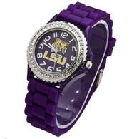 LSU-Tigers-Jelly-Watch