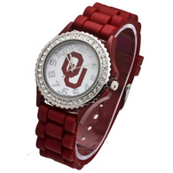 Oklahoma-OU-jelly-watch
