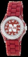 Nebraska-Cornhuskers-Ladies-Jelly-Watch