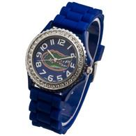 Florida-Gators-womens-jelly-watch