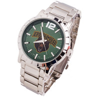 Baylor-Bears-Mens-Metal-Watch