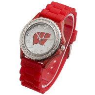 Wisconsin-Badgers-Jelly-Watch