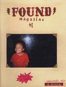 Found Magazine - Issue #1