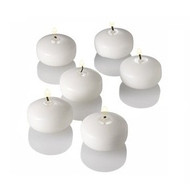 2 3/8 Inch Bulk Medium Floaters  (Bulk Wholesale) Discount Floating Candles - Qty 96