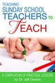 Teaching Sunday School Teachers to Teach Sunday School