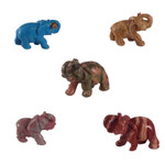 gemstone elephants