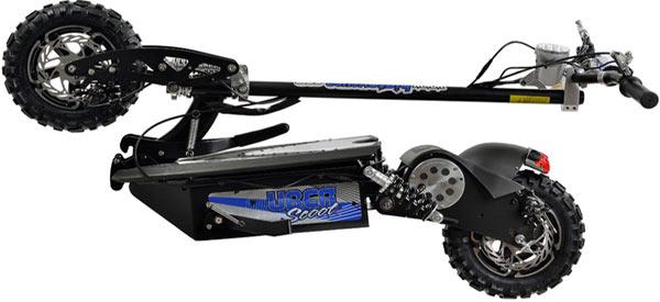 Uberscoot 1600 Watt 48 Volt Electric Scooter