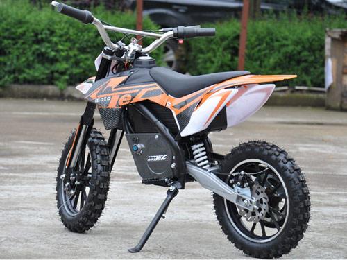 small electric dirt bike