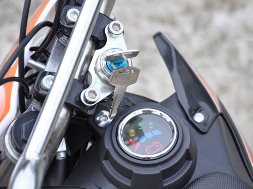 dirt bikes keys