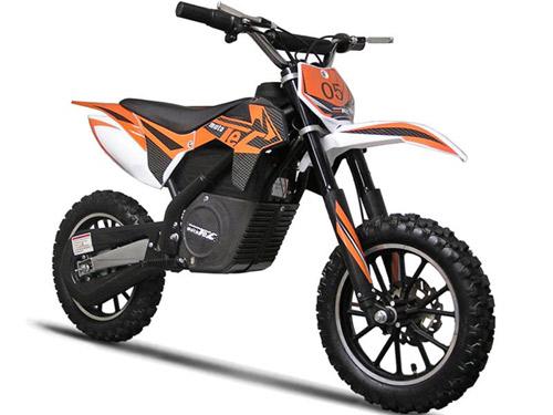 MotoTec 24 v dirt bike