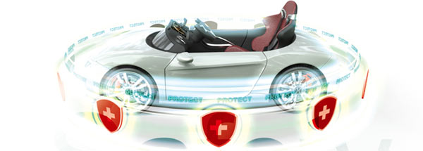 saftey broon car image