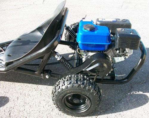 scooter x sport kart frame
