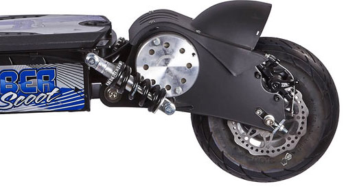 uberscoot 1000 watt motor