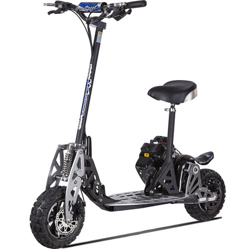 uberscoot 2x 2 speed gas scooter