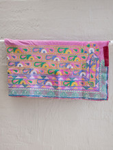 Gypsy Skirt Border - Pink
