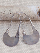 Long Geo Gypsy Earrings