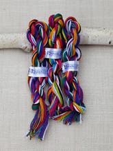 Hank of Multi-coloured Cotton Threads