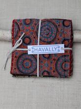 Swatch Pack of Ajrakh Block Prints