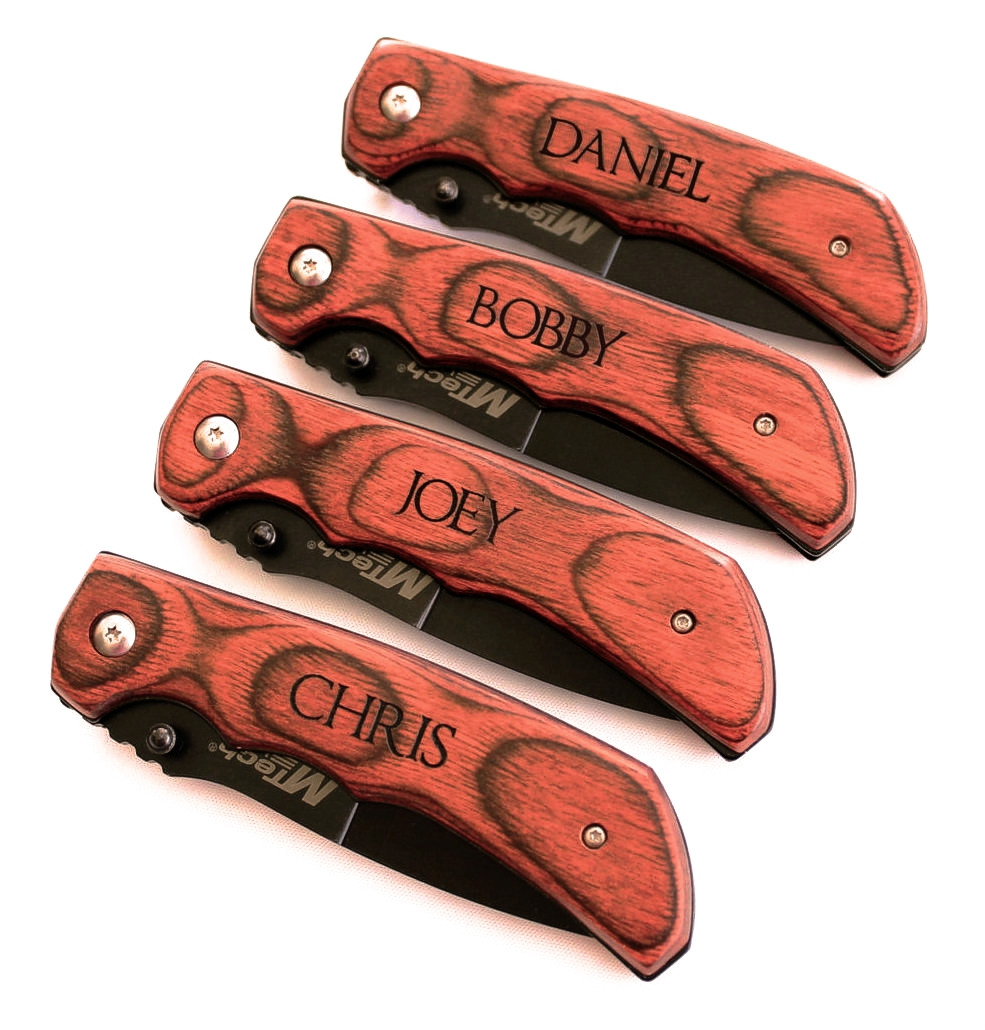 Knives Engraved Handles Engraved Pocket Knives